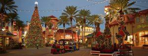 Holiday Shopping in Destin Florida