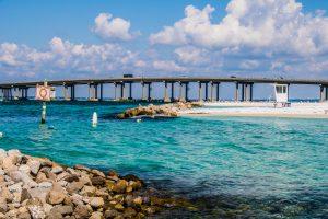 Best Places to Swim in Destin FL.